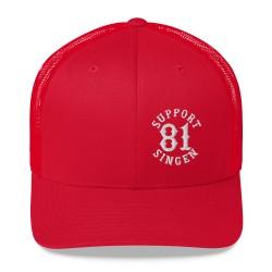 Truckercap - Support 81 Singen