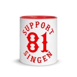 Mug - Support 81 Singen