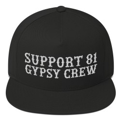 Snapback - Support 81 Gypsy...