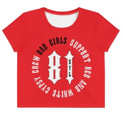 Bad Girls Short Top