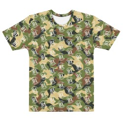 SYL 81 - All Over Print Camo