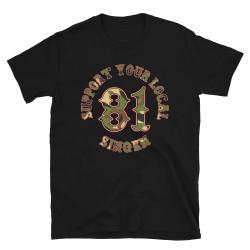 Men - T-Shirt - Camo