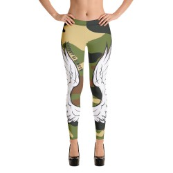 Women - Leggings - Wings