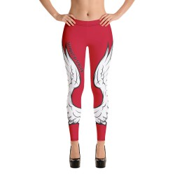 Women - Leggings - Wing