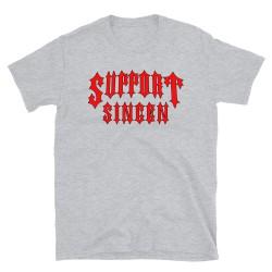 Men - T-Shirt - Support Singen