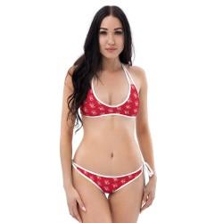 Women - Bikini - Red - SYL